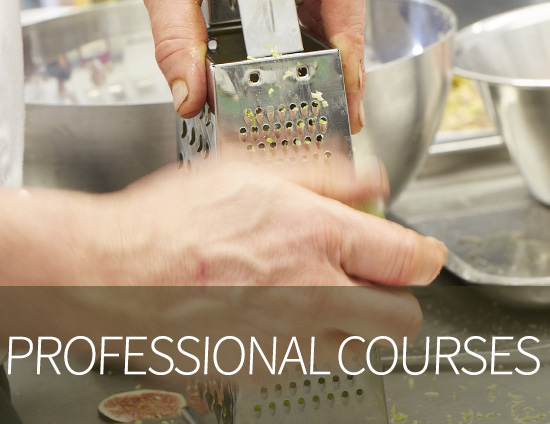 Professional Courses at Vaughan's Kitchen