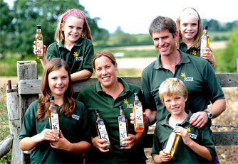 Stainswick Farm - Sanderson Family / staff