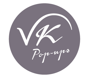 Vaughan's pop-up evens - logo